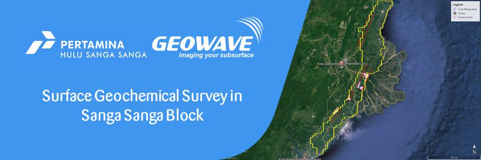 Geowave Awarded Geochemistry Study from PHSS