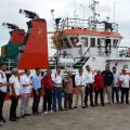 Marine Seismic Support Project in Singkawang